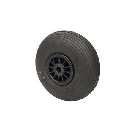 Premium quality sack truck wheel diameter 260 mm with 20 mm bearings offering a long working life