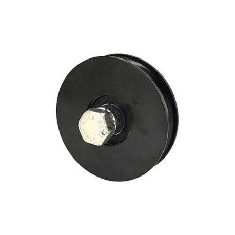 80 mm diameter anti-rust door roller for door.