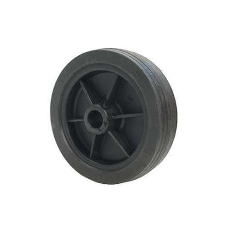 PVC wheel, 2000 series, diameter 160 mm