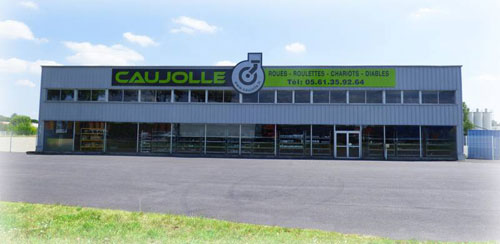 CAUJOLLE STORE IN FRANCE